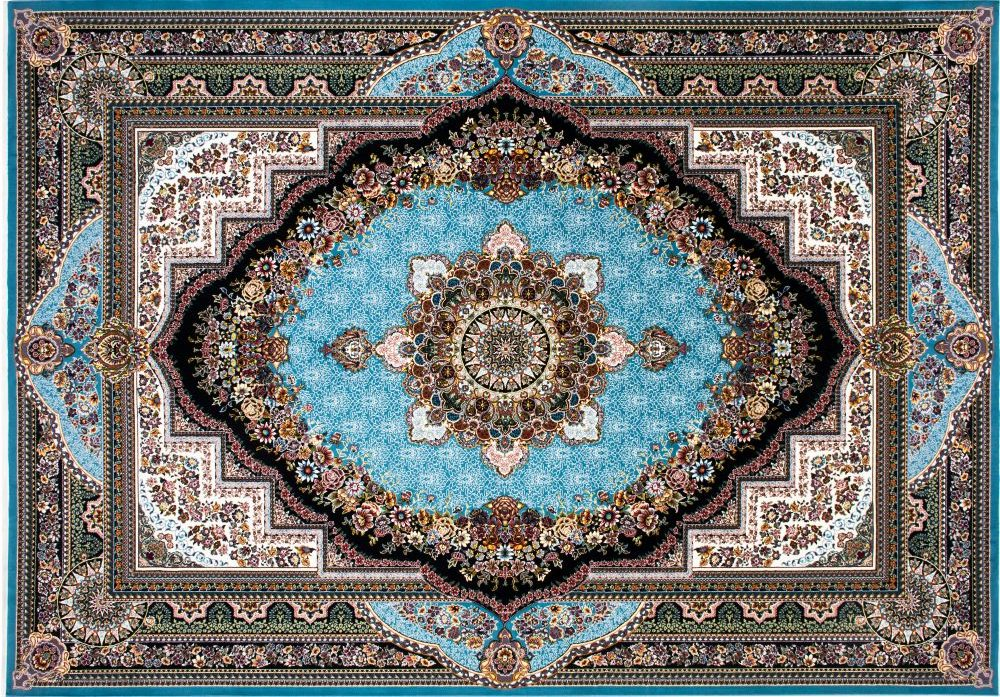 فرش ناردون آبی