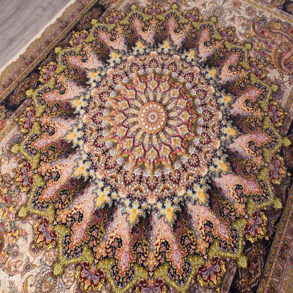 فرش مدرن 100165 تمام رنگ 4