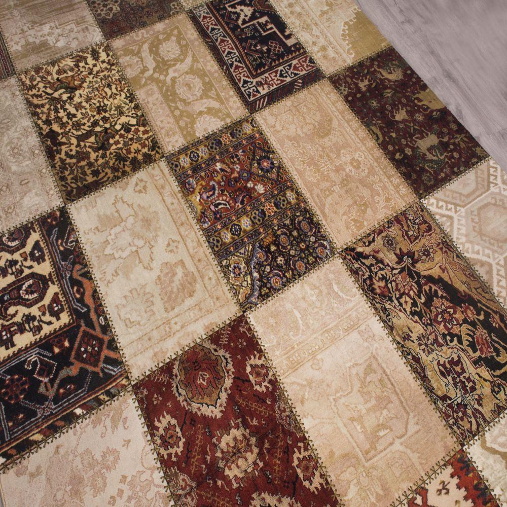 فرش فانتزی کلاریس 100220 تمام رنگ-6