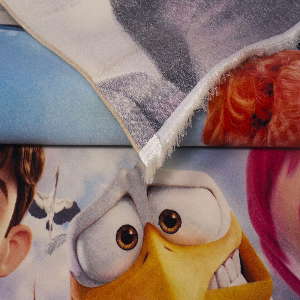 فرش کودک 100275 تمام رنگ 5