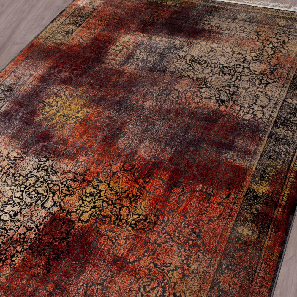 فرش مدرن کهنه نما 1003-3