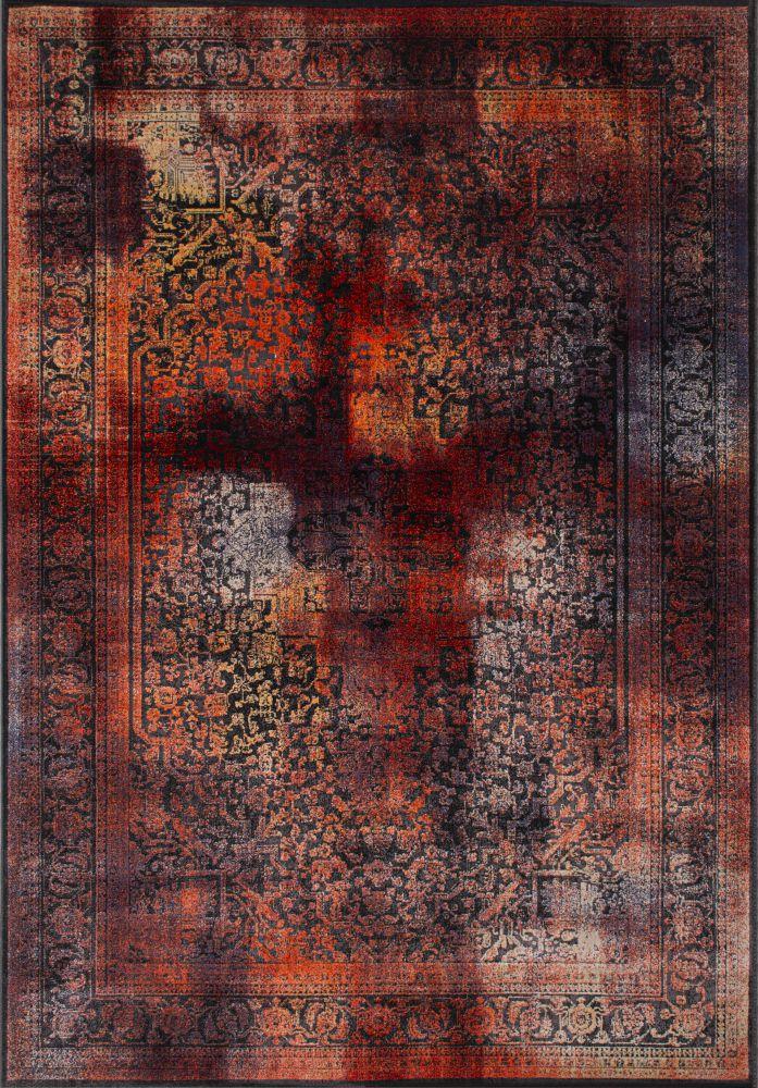 فرش مدرن کهنه نما 1006-1