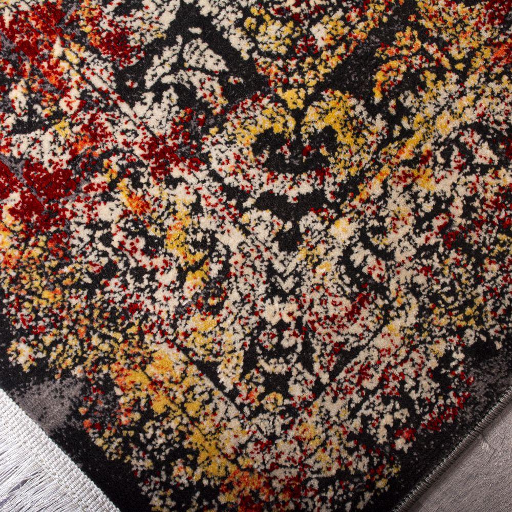 فرش مدرن کهنه نما 1009-2