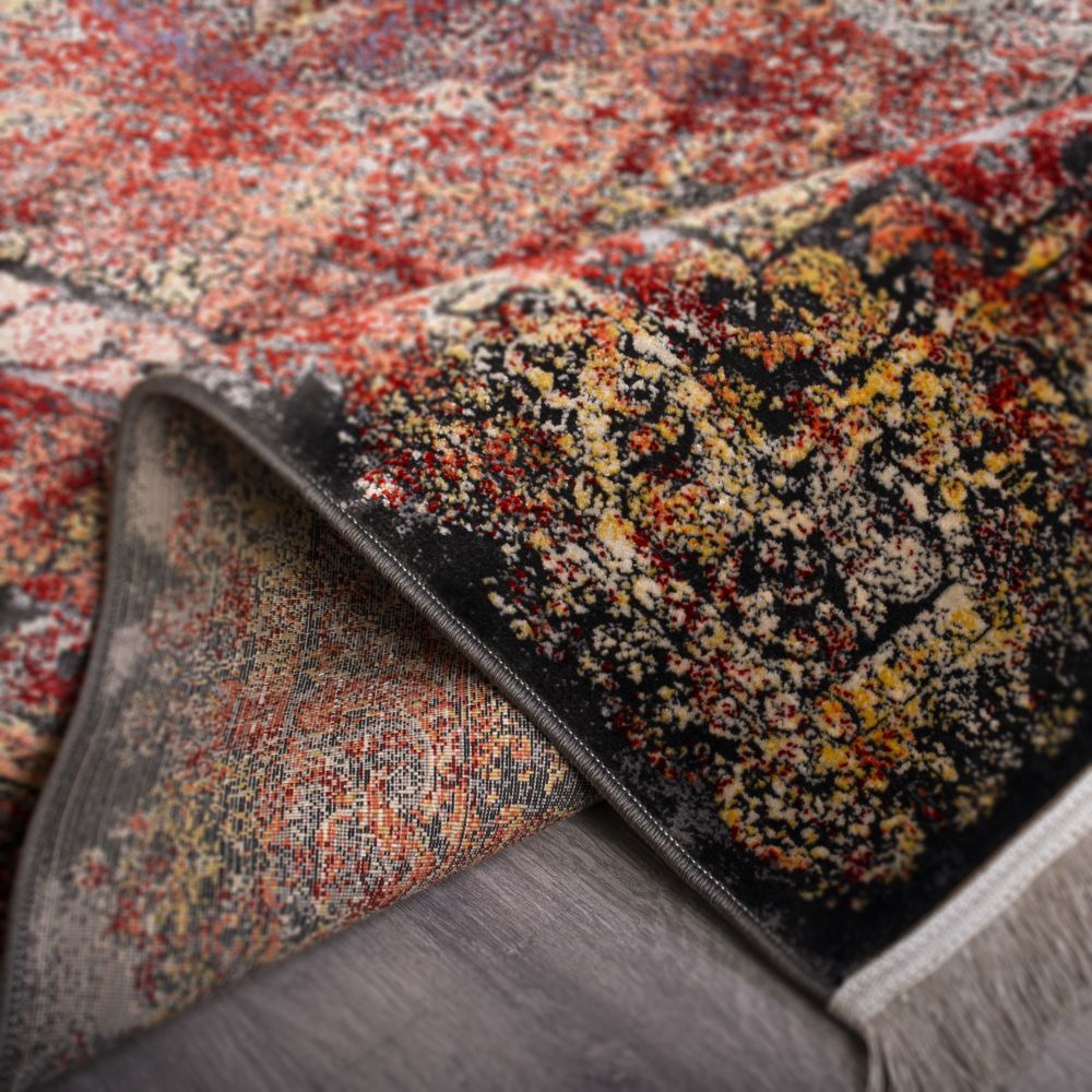 فرش مدرن کهنه نما 1009-5