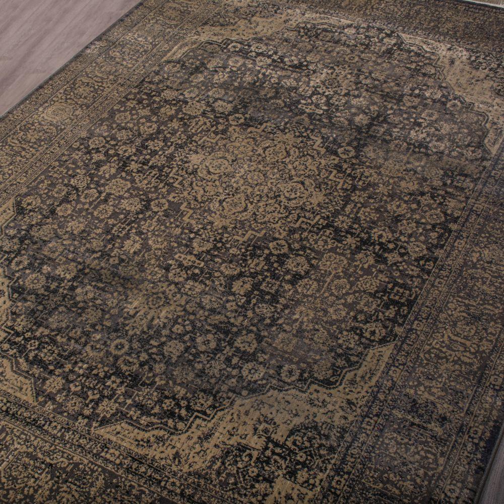 فرش مدرن کهنه نما 1010-2