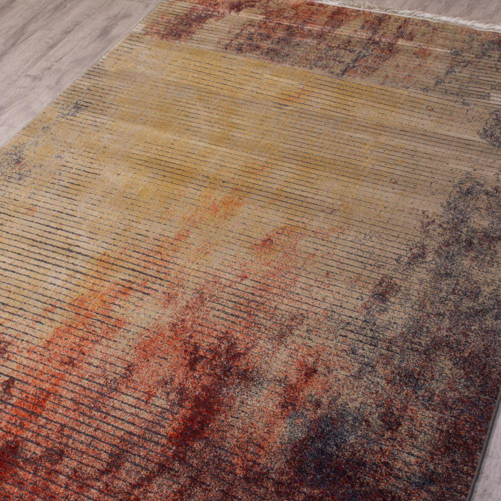 فرش مدرن کهنه نما 1012-2