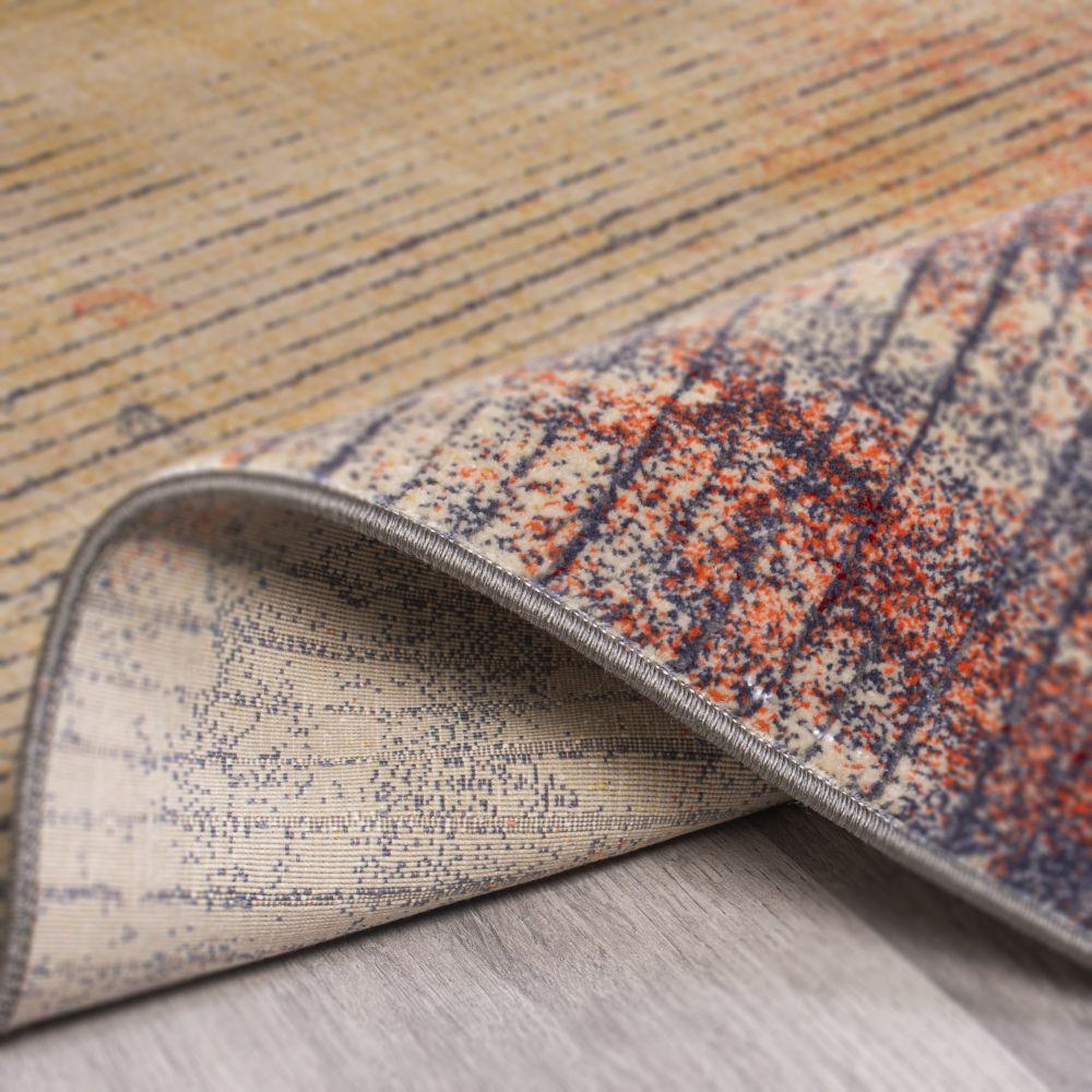 فرش مدرن کهنه نما 1012-5