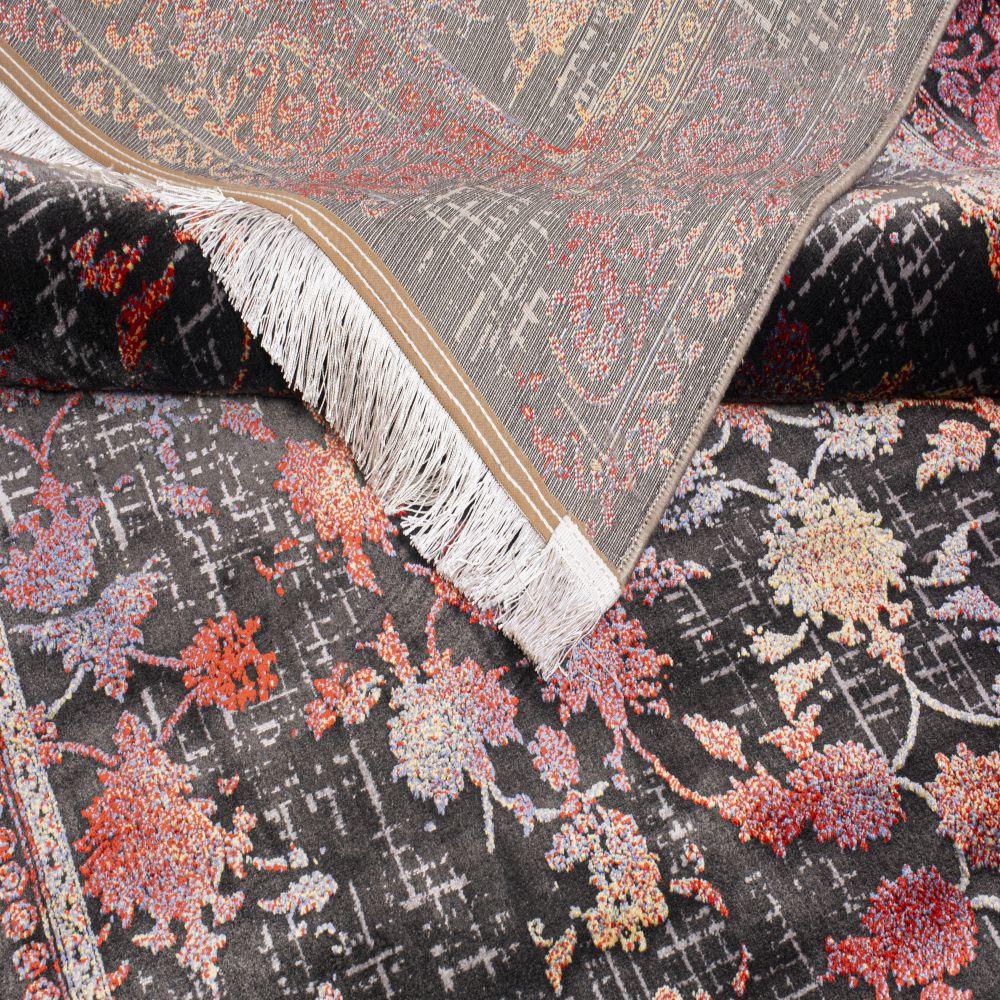 فرش مدرن کهنه نما 1016-5