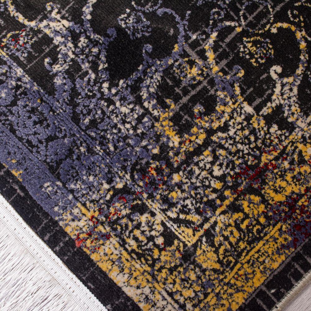 فرش مدرن کهنه نما 1019-2