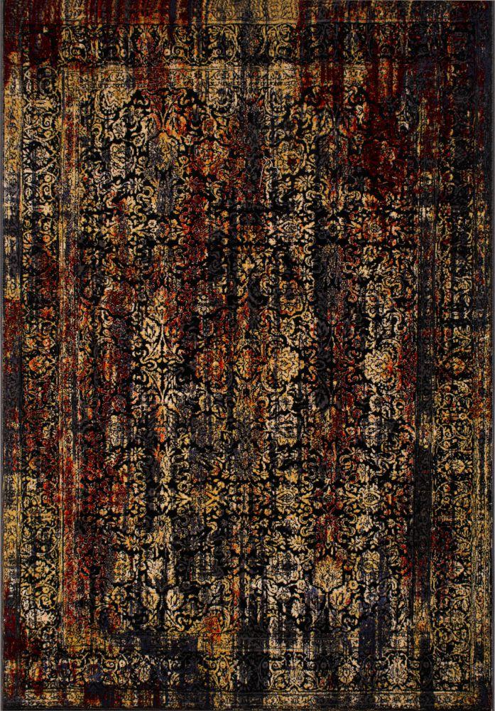 فرش مدرن کهنه نما 1026