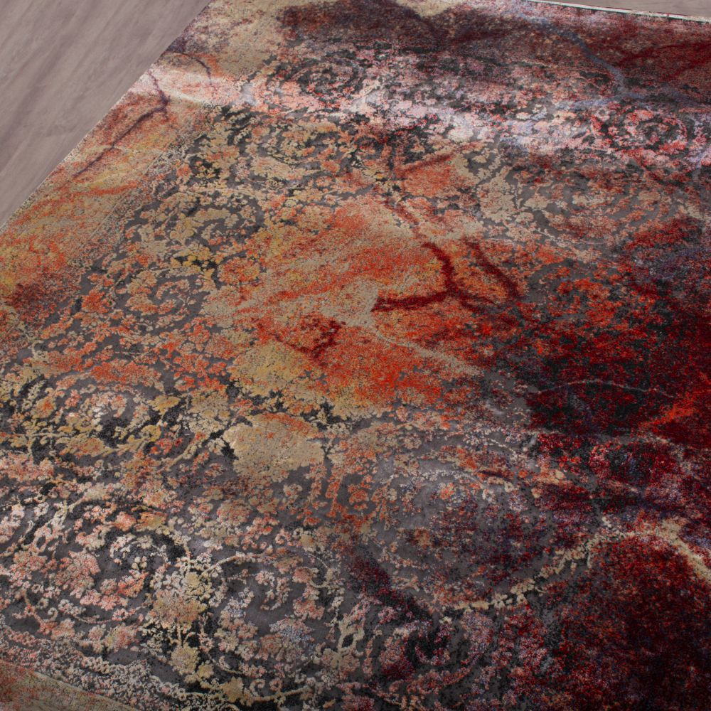 فرش کهنه نما 1027-2