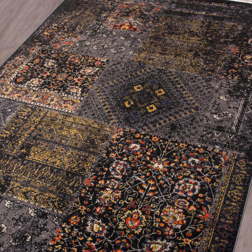 فرش کهنه نما 1067-3