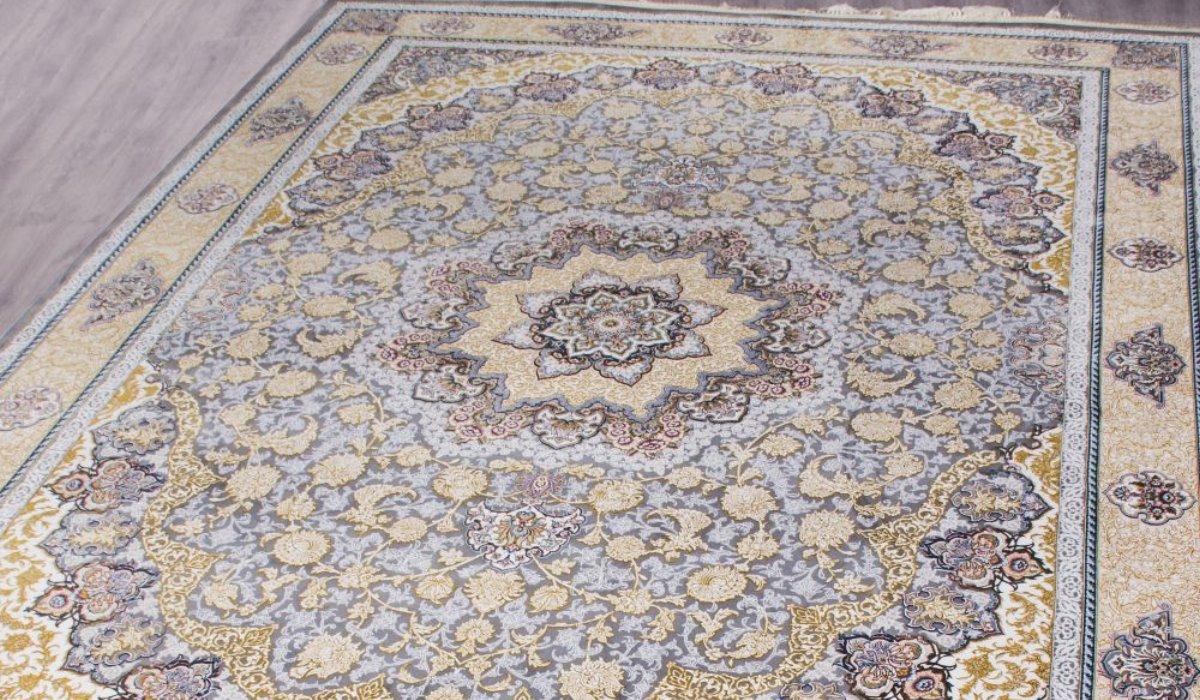 آشنایی با فرش 1200 شانه طرح برجسته