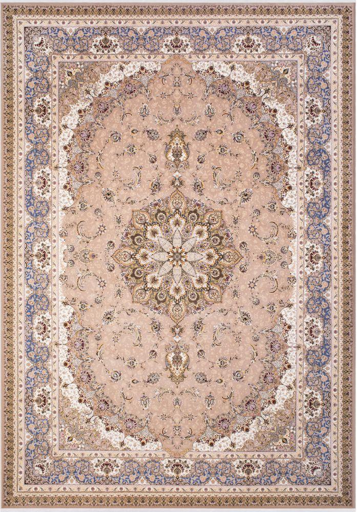 فرش اصفهان شکلاتی