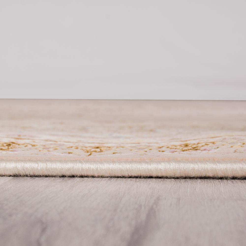 فرش اصفهان شکلاتی 5
