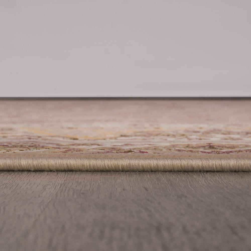فرش ماشینی ارغوان شکلاتی 5
