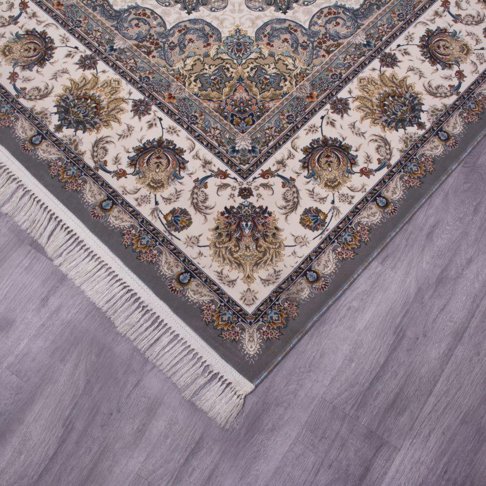 فرش ماشینی نائین طوسی 4