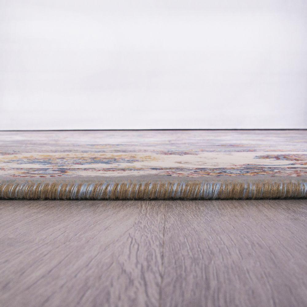 فرش ماشینی نائین طوسی 5