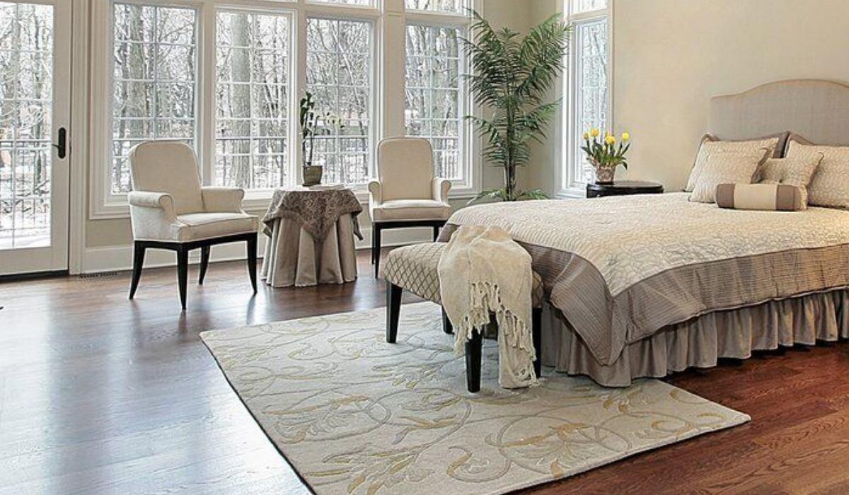 قالیچه فانتزی اتاق خواب