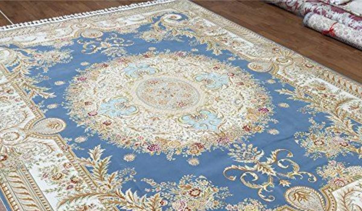 خرید آنلاین فرش ابریشم نما