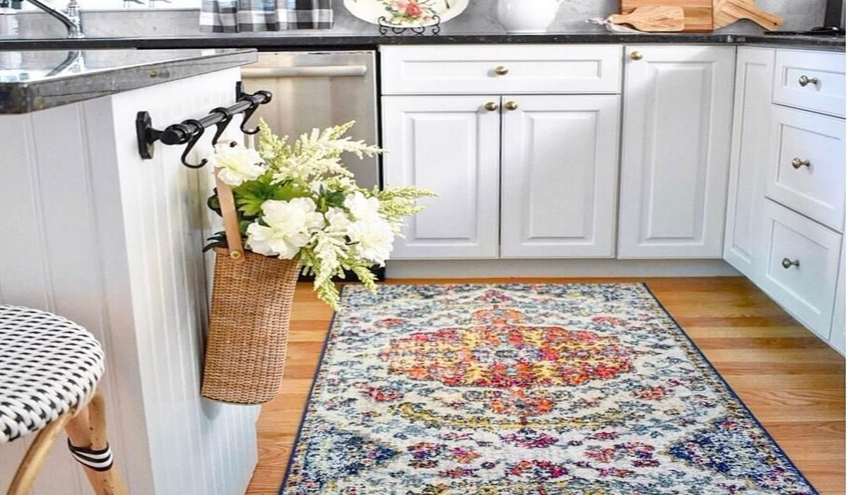 قالیچه فانتزی آشپزخانه