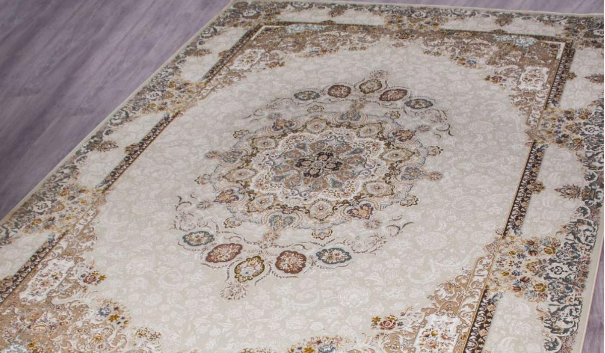 فرش 1500شانه گل برجسته