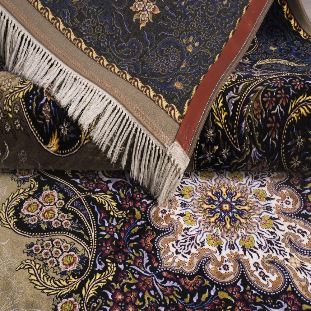 فرش ماشینی شهرزاد گردویی 3