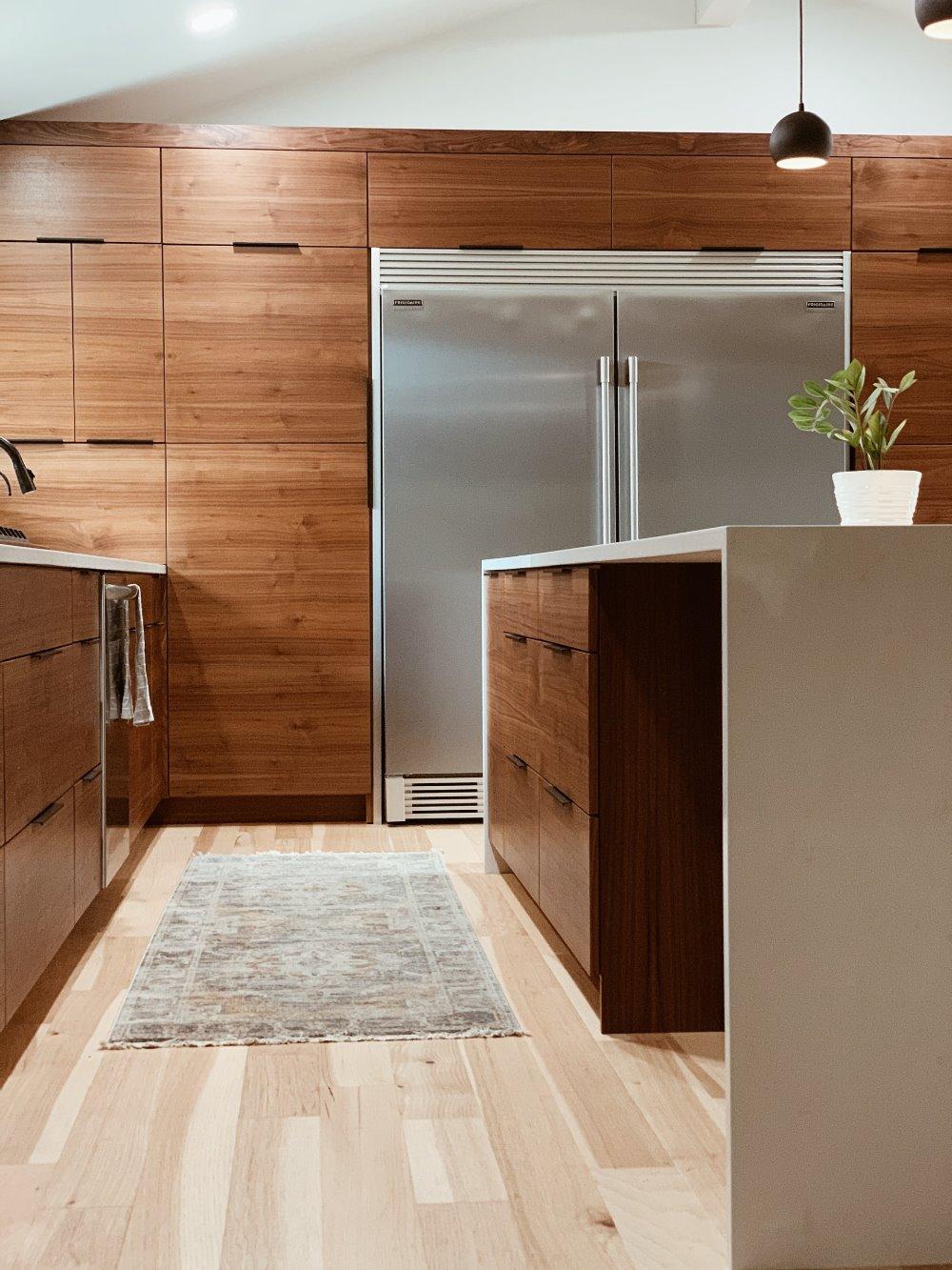 رنگ فرش آشپزخانه مدرن