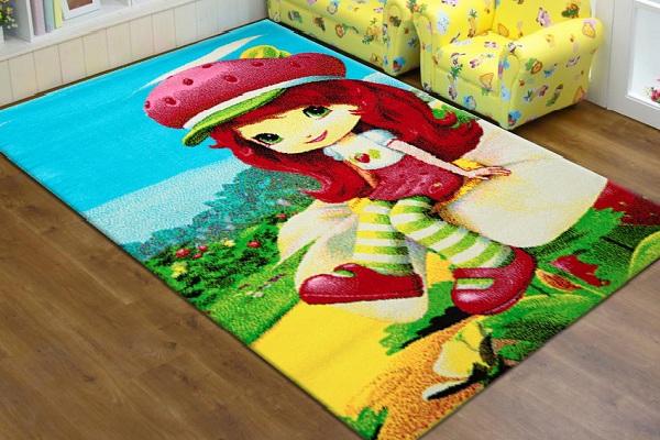 فرش کودک 3