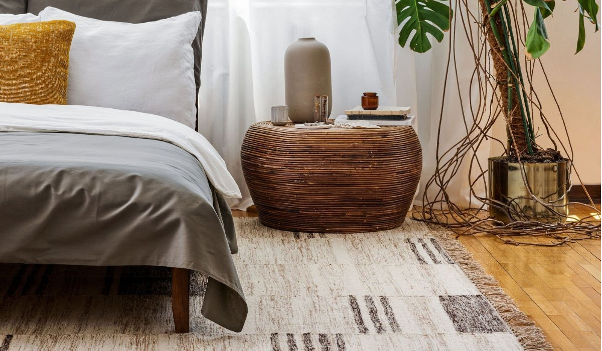ویژگی های فرش اتاق خواب