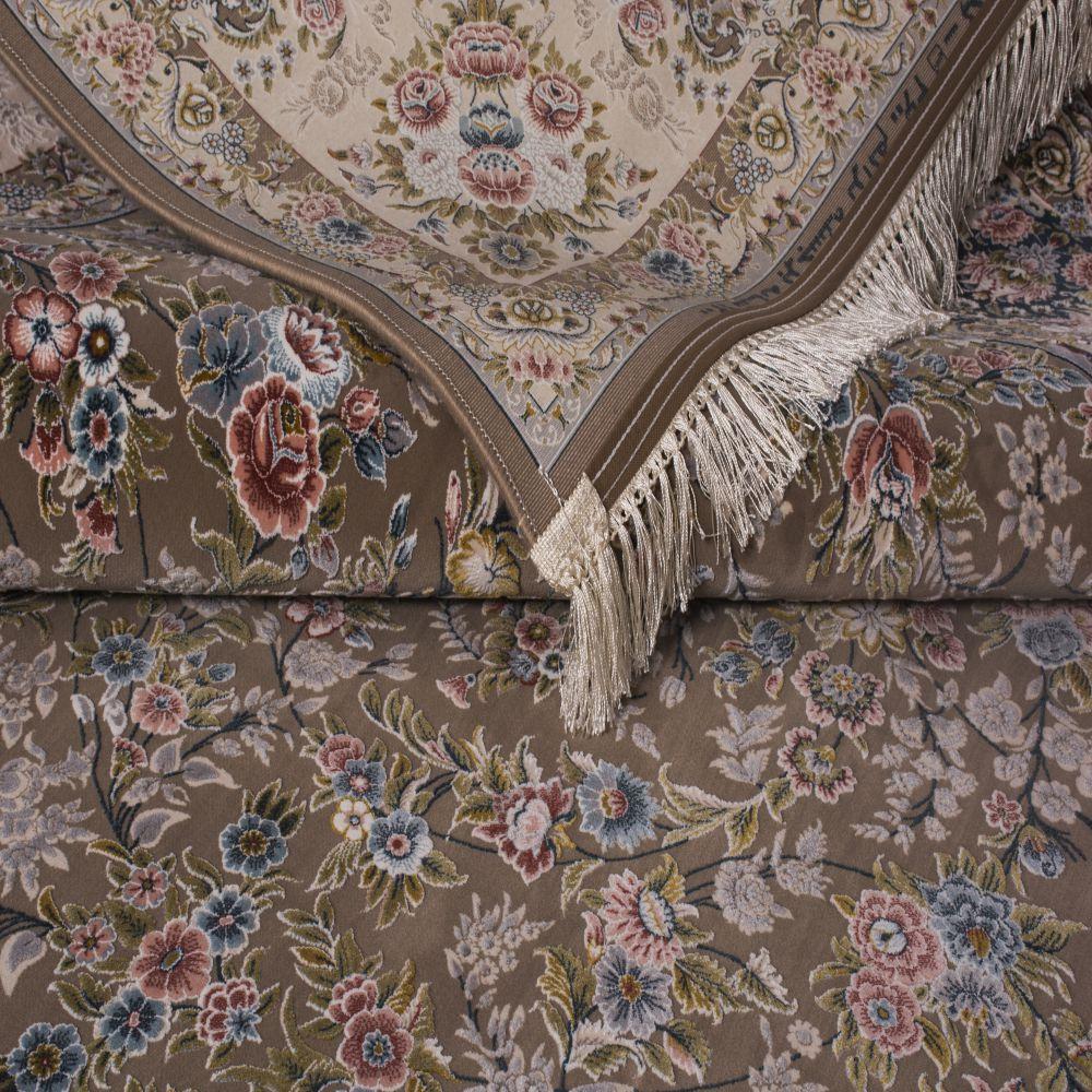 فرش ماشینی 1321 گردویی-5