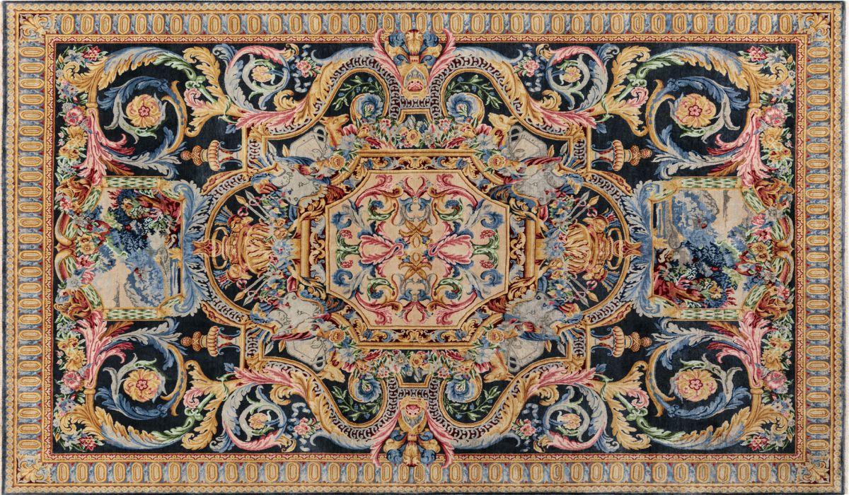 فرش اروپایی