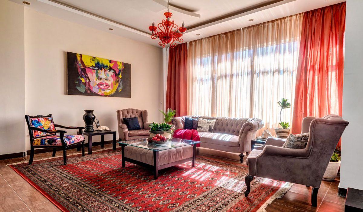 فرش سنتی یا کلاسیک