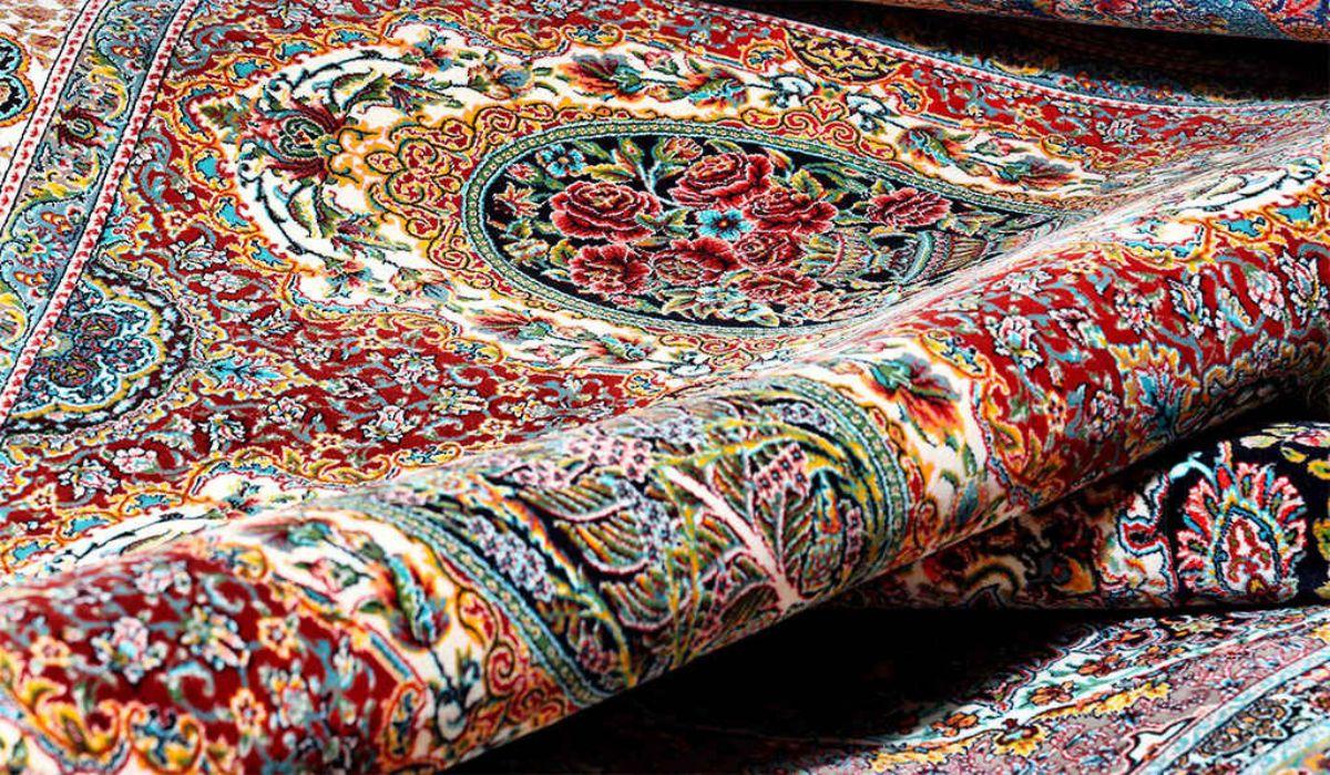 فرش ماشینی یا دستبافت