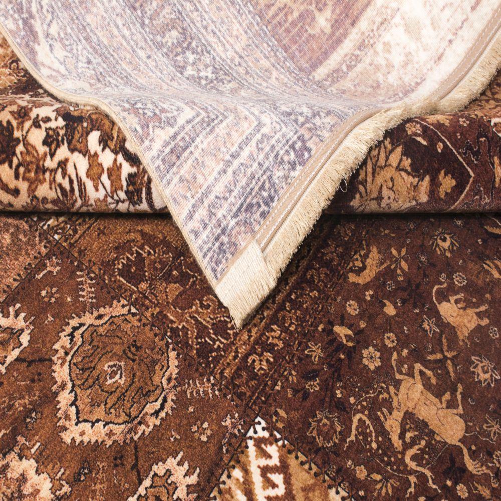 فرش فانتزی کلاریس 100219- تمام رنگ 5