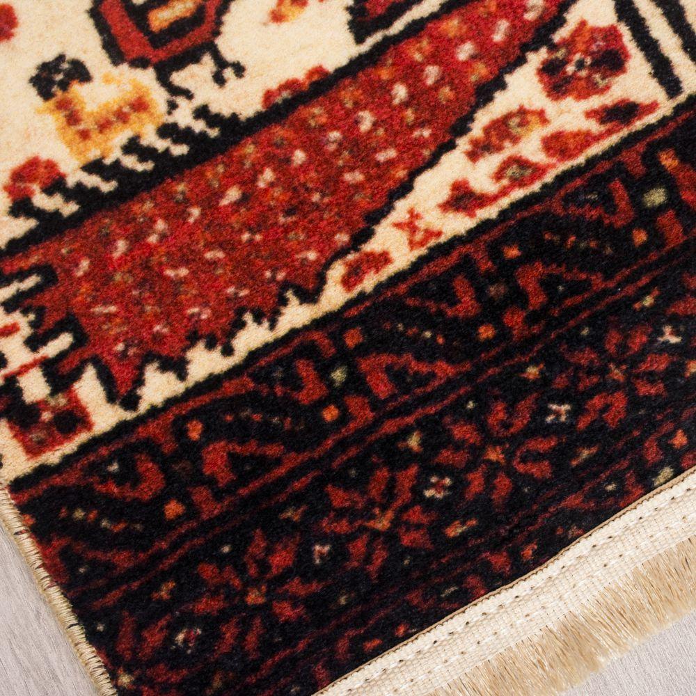فرش فانتزی کلاریس 100224 تمام رنگ 4