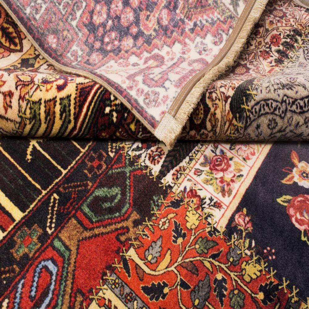 فرش فانتزی کلاریس 100224 تمام رنگ5