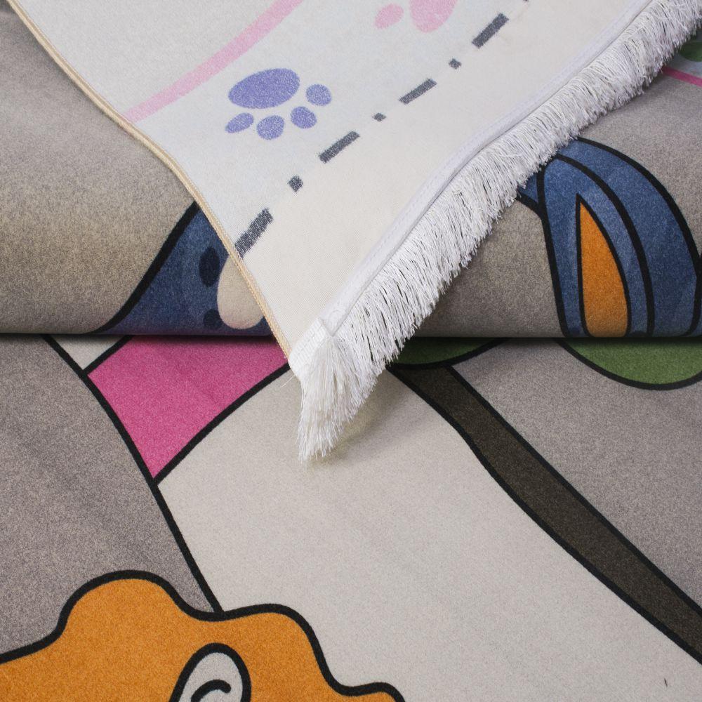 فرش کودک 100357 تمام رنگ 5