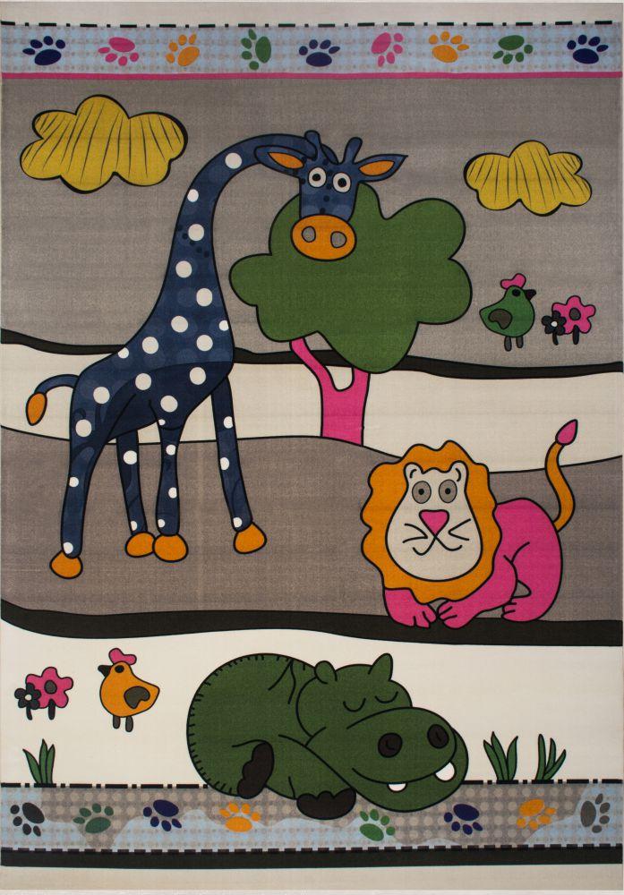 فرش کودک 100357 تمام رنگ