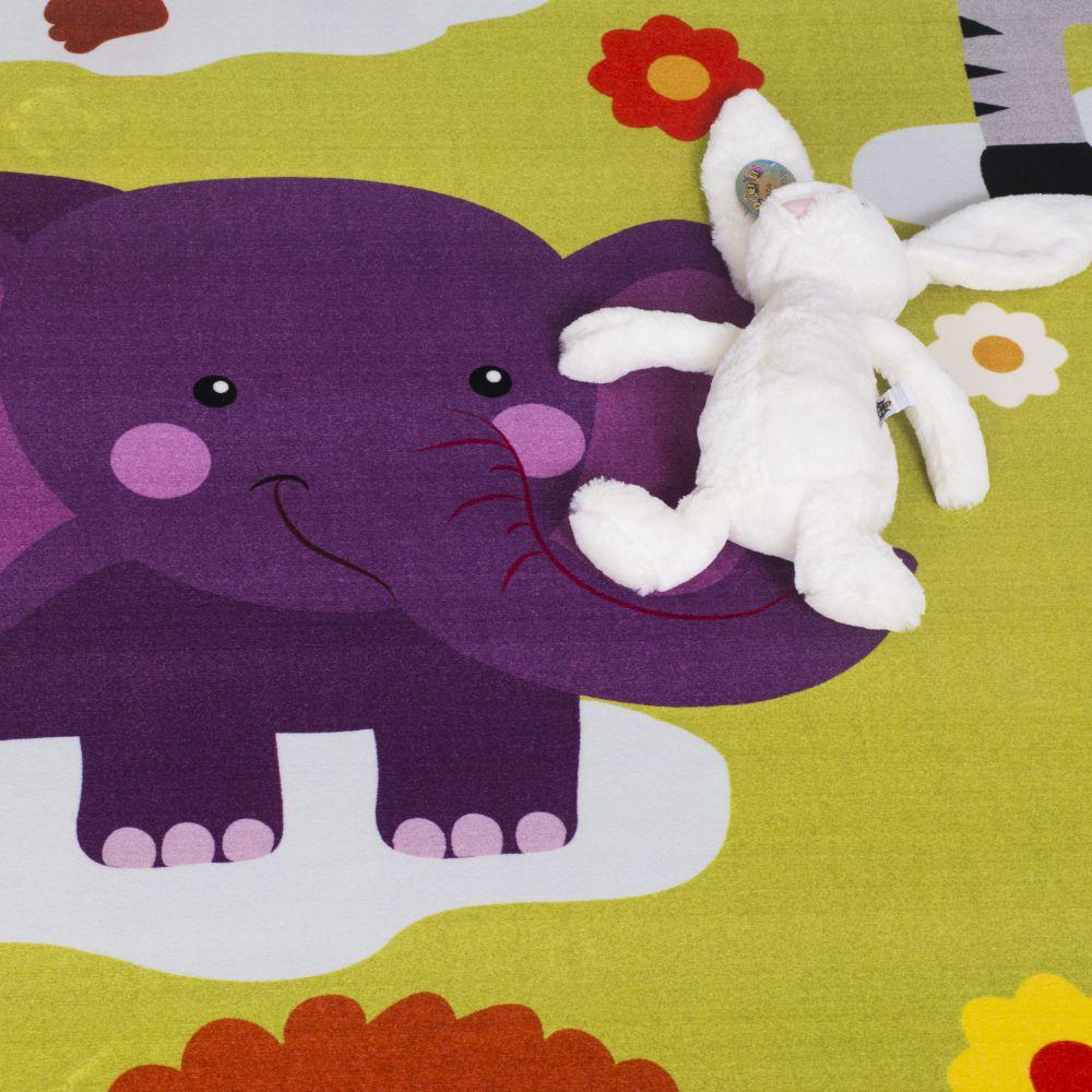 فرش کودک 100367 تمام رنگ 2