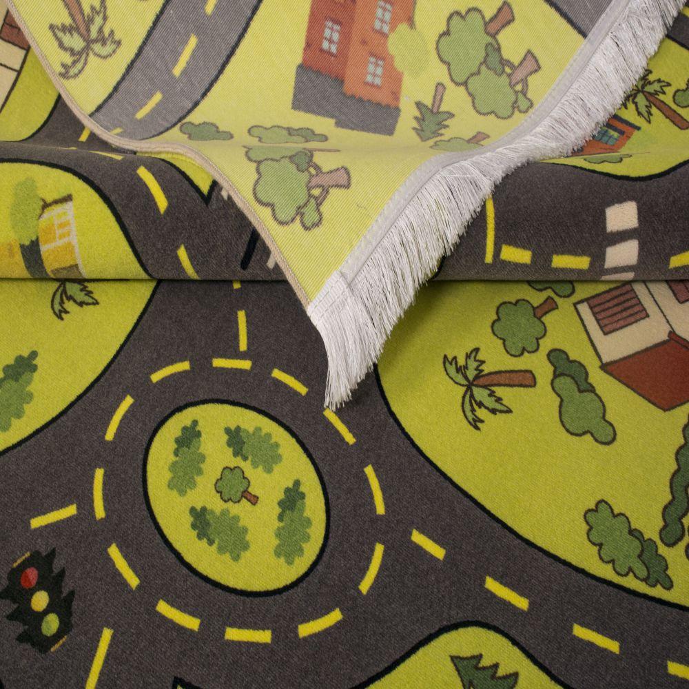 فرش کودک کلاریس 100371 تمام رنگ 5