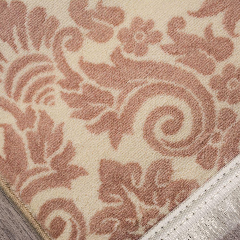 فرش فانتزی کلاریس 100381 تمام رنگ 2