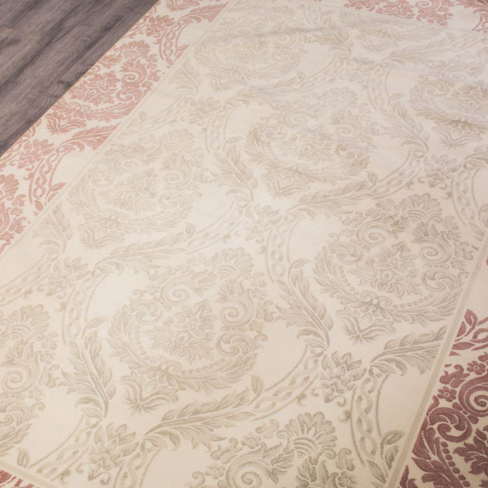 فرش فانتزی کلاریس 100381 تمام رنگ 3