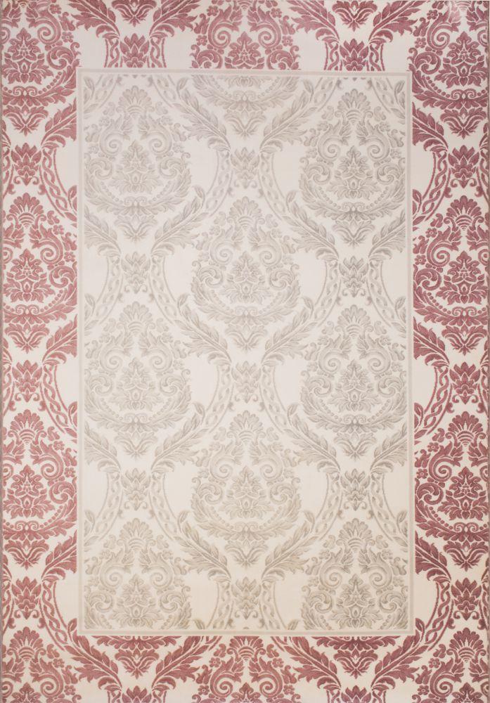 فرش فانتزی کلاریس 100381 تمام رنگ