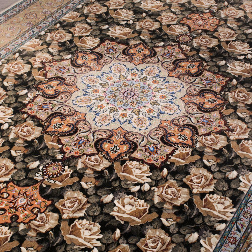 فرش مدرن دستبافت نما کلاریس 100511 تمام رنگ 2