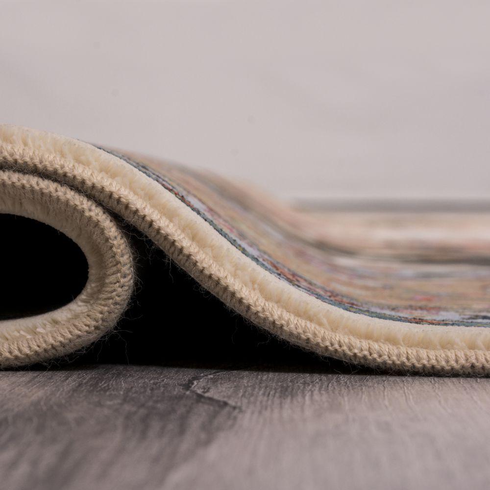 فرش مدرن دستبافت نما کلاریس 100511 تمام رنگ 4