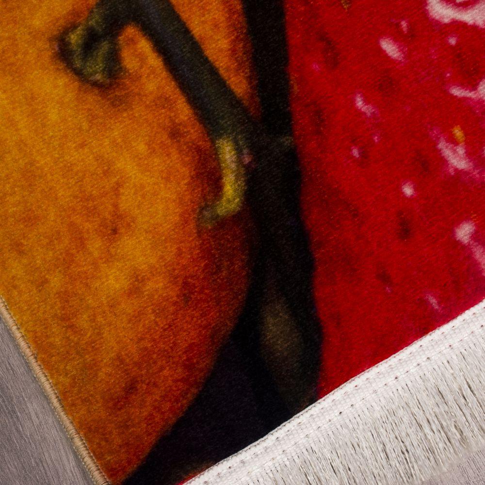 فرش فانتزی کلاریس 100559 تمام رنگ 2