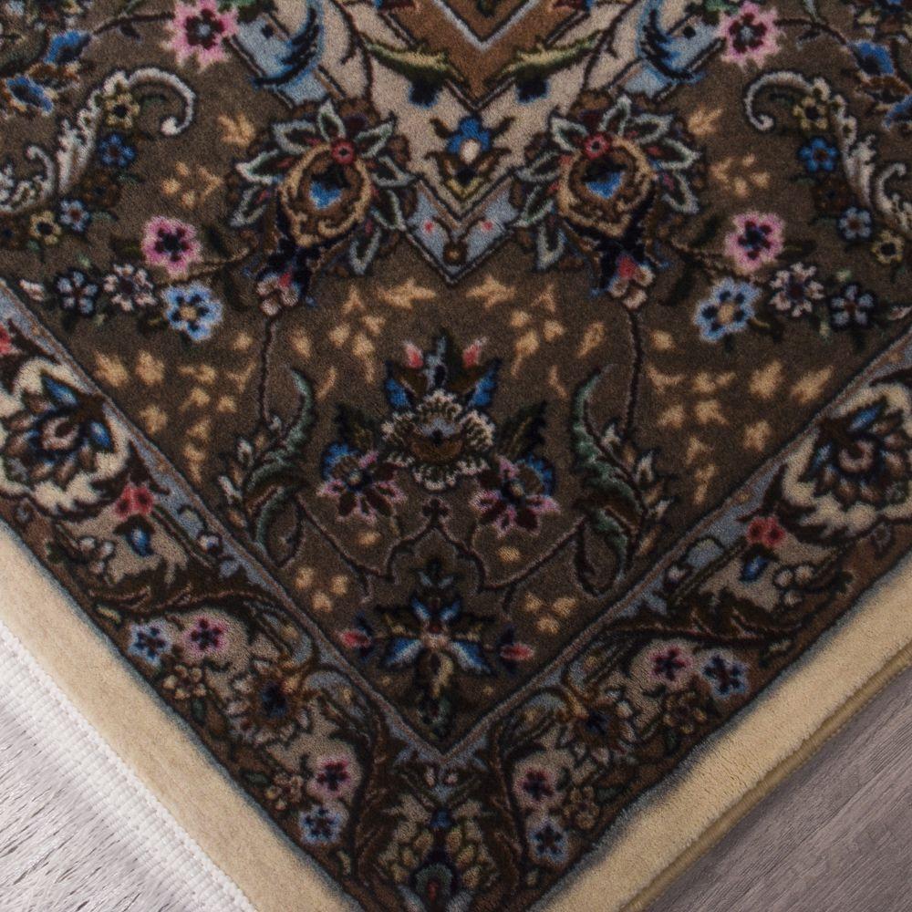 فرش مدرن دستبافت نما کلاریس 100534 کرم 4