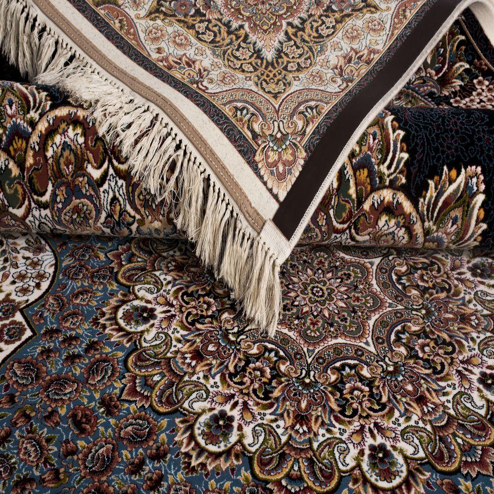 فرش ماشینی ارکیده کرم 5