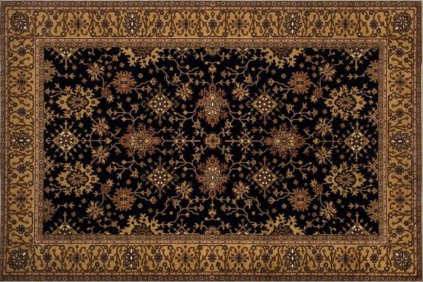 فرش ماشینی دستباف نما